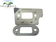 STIHL 024 MS240 026 MS260 heat shield & gasket,11211413200 & 11211416500