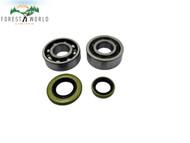 Stihl MS660 066 064 MS640 MS650 crankshaft crank main bearings & seals