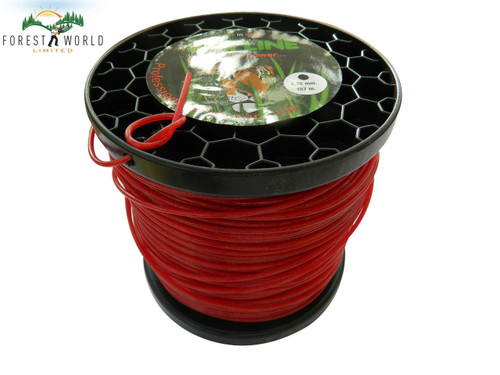 SIAT Heavy Duty Professional ALU Strimmer line wire,1 kg roll,2,7 mm,ROUND