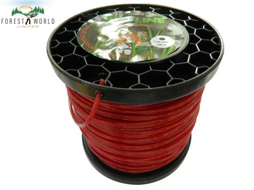 SIAT Heavy Duty Professional ALU Strimmer line wire,1 kg roll,3 mm,ROUND