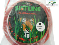 SIAT Heavy Duty Professional ALU Strimmer line, 15 m,3 mm,SQUARE