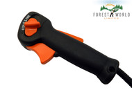 Stihl HS86 HS86R HS86T hedge trimmer hedgecutter rear throttle handle control
