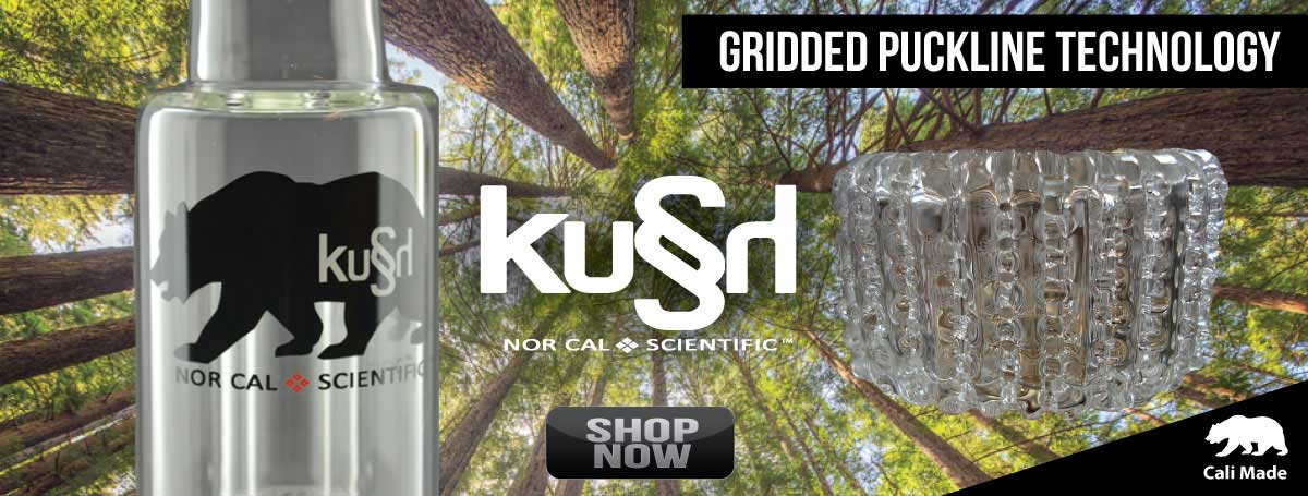Kush Scientific Glass