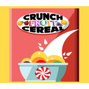 Crunchy Cereal W/ Berries-FW