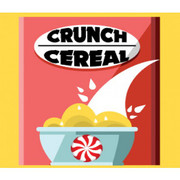 Crunchy Cereal -FW