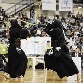 US Men's National Kendo Team