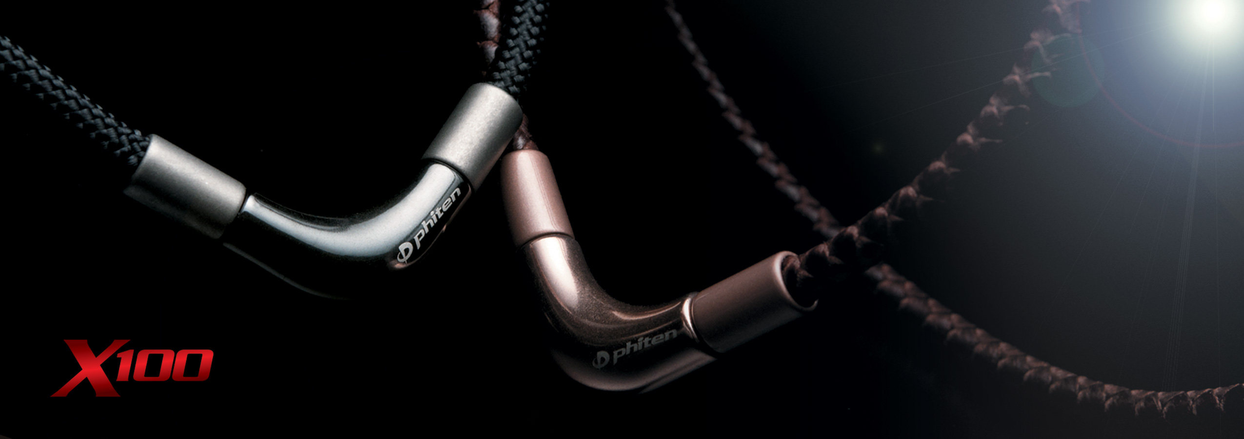 Phiten X100 Titanium Necklaces