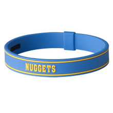 Denver Nuggets®  NBA® Titanium Bracelet