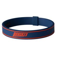 Charlotte Bobcats®  NBA® Titanium Bracelet