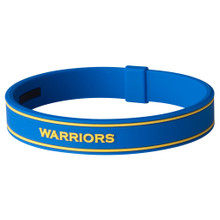 Golden State Warriors®  NBA® Titanium Bracelet