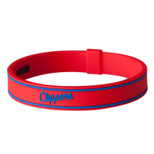 Los Angeles Clippers®  NBA® Titanium Bracelet