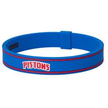 Detroit Pistons®  NBA® Titanium Bracelet