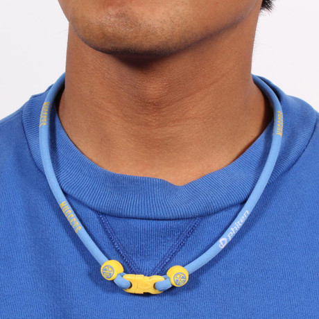 Denver Nuggets NBA Titanium Necklace