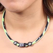 Razor Titanium Necklace