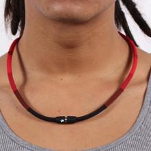 Shader Titanium Necklace