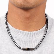 X50 High End III Titanium Necklace