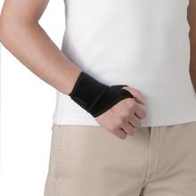 Titanium Wrist Wrap w/ Thumb Hook
