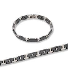 Ceramic Titanium Bracelet