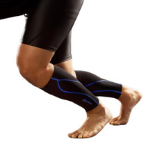 Titanium Compression Calf Sleeves