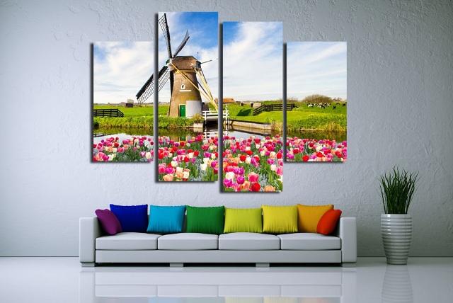 flower-wall-art