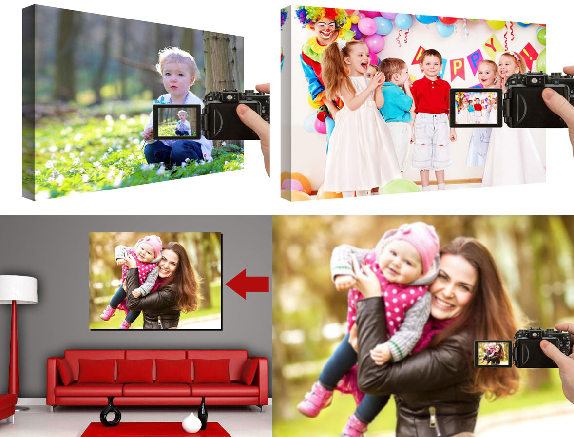 large photo canvas prints