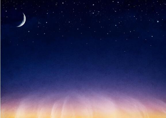 Show the most beautiful starry sky