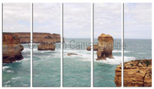 Beach scenes on canvas prints sydney free shipping