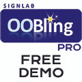 OOBling Pro Rhinestone Design Software - DEMO