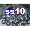 Rhinestones | SS10/2.8mm | Montana | 100 Gross
