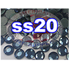 Rhinestones | SS20/5.0mm | Montana | 05 Gross