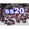 Rhinestones | SS20/5.0mm | Amethyst | 25 Gross