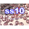 Rhinestones | SS10/2.8mm | Light Amethyst | 25 Gross