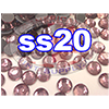 Rhinestones | SS20/5.0mm | Light Amethyst | 25 Gross