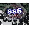 Rhinestones | SS06/2.0mm | Black Jet | 25 Gross