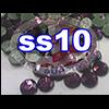 Rhinestones | SS10/2.8mm | Dark Amethyst | 05 Gross