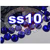 Rhinestones | SS10/2.8mm | Dark Sapphire | 100 Gross