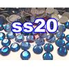 Rhinestones | SS20/5.0mm | Deep Blue | 10 Gross
