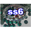 Rhinestones | SS06/2.0mm | Emerald | 100 Gross