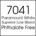 7041 | White Ink | Paramount White | 5 Gallon
