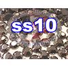 Rhinestones | SS10/2.8mm | Hemetite | 05 Gross