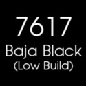 7617 | Standard Ink | Baja Black (Low Build) | 5 Gallon
