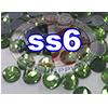 Rhinestones | SS06/2.0mm | Peridot | 25 Gross