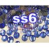 Rhinestones | SS06/2.0mm | Sapphire | 100 Gross