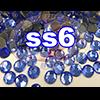 Rhinestones | SS06/2.0mm | Sapphire | 500 Gross