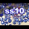 Rhinestones | SS10/2.8mm | Sapphire | 05 Gross