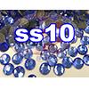 Rhinestones | SS10/2.8mm | Sapphire | 25 Gross