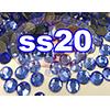 Rhinestones | SS20/5.0mm | Sapphire | 25 Gross