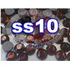 Rhinestones | SS10/2.8mm | Smoked Topaz | 05 Gross