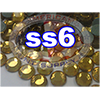 Rhinestones | SS06/2.0mm | Topaz | 500 Gross