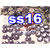 Rhinestones | SS10/4.0mm | Tanzanite | 25 Gross